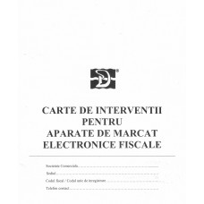 Carte de interventii